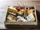 Ostefat med sinte oster