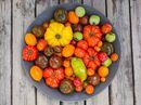 5 grunner til å spise tomat