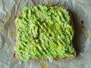 Avokado toast