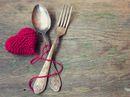 Den perfekte valentine-daten lager du hjemme