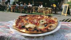 Pizza fire årstider