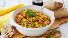 Nasi Goreng (stekt ris)
