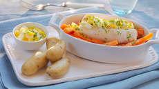 Eggende torsk