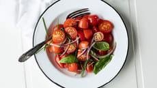 Enkel tomatsalat