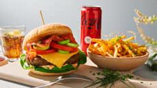 Big Juicy burger