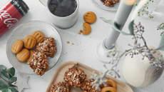 Risboller og peppernøtter