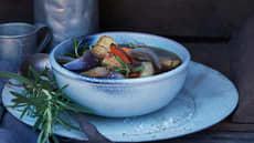 Suppe med høstsmak