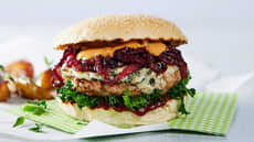 Chicken Burger in the Dark