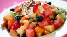 Sommerens beste fruktsalat