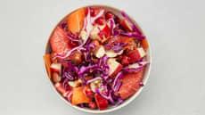 Herlig rødkålsalat