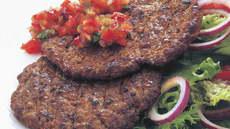 Karbonader med agurksalsa