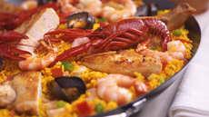Paella - Spanias nasjonalrett!