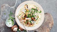 Høstlig pasta
