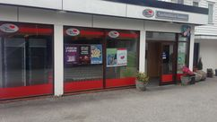 Fasade Nærbutikken Sandnes