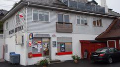 Fasade Nærbutikken Buena