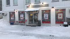 Fasade Nærbutikken Møllenberg
