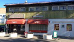 Fasade Nærbutikken Stovner