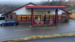 Fasade Nærbutikken Lyngnes