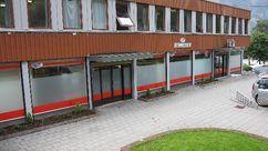 Fasade Nærbutikken Tyssedal