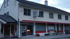Fasade Nærbutikken Grimo