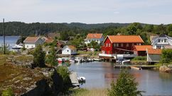 Nærbutikken Vestre Sandøy
