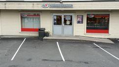 Fasade Nærbutikken Tonstad