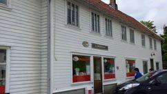 Fasade Nærbutikken Tysvær