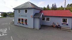 Fasade Nærbutikken Lurøy