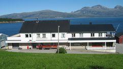 Fasade Nærbutikken Skjerstad