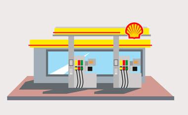 Spar bonus hos Shell