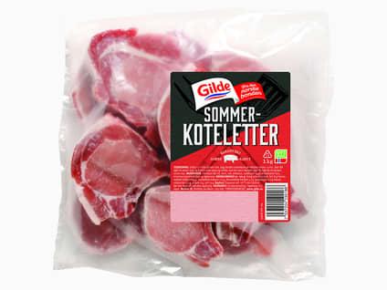 Sommerkoteletter