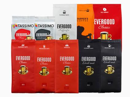 All kaffe fra evergood