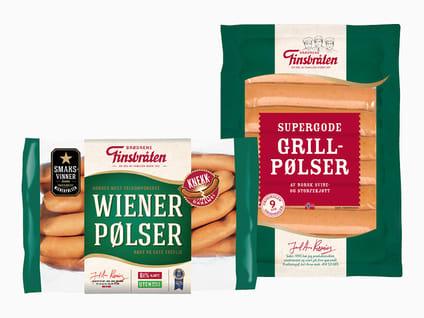 Grill-/ Wienerpølser