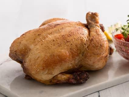 Grillet kylling