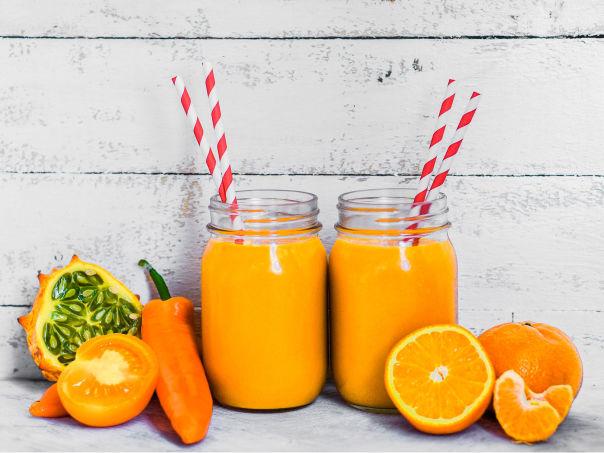 Smoothie - sunnere enn sunnest!