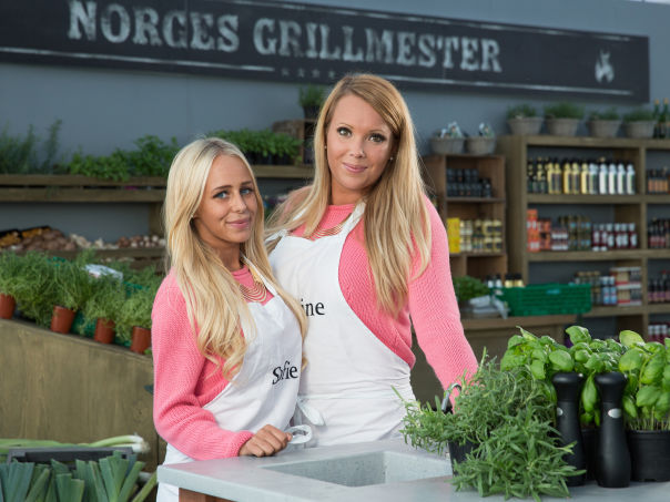 Bestevenninnene - Sofie Røsnes & Kristine Qvarnstrøm