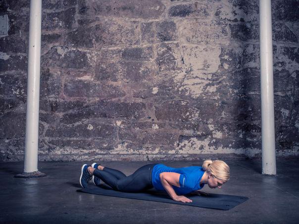 Armer: Smale pushups
