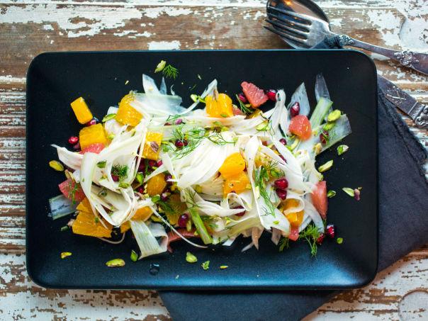 Sommersalater som er enkle å lage