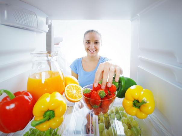 Mindre matbudsjett med bedre oppbevaring
