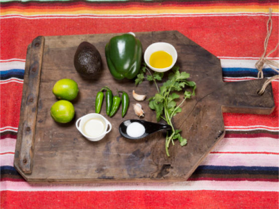 Ny vri på salsaen.