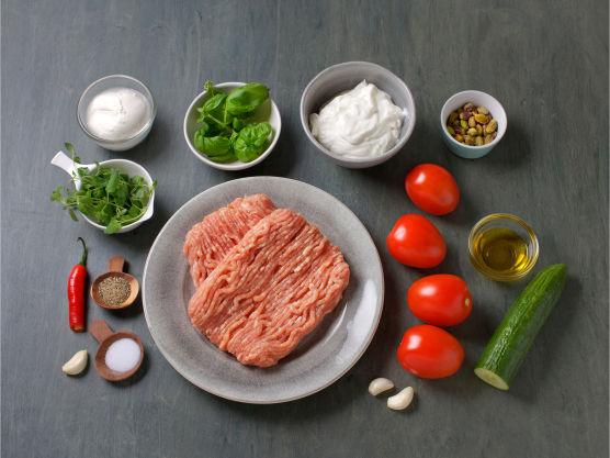 Sunn og næringsrik koserett. Varier med krydder og urter etter smak. Server gjerne med ovnsbakte poteter.