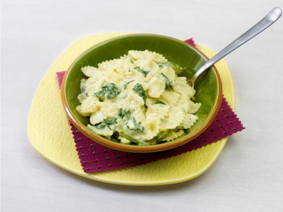 Ha pastasausen over. Godt og enkelt!