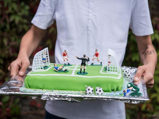 Fotballbanekake