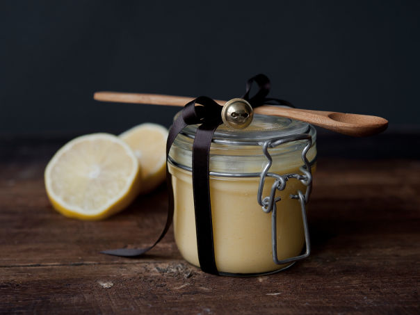 Lemon curd (sitronsmør)