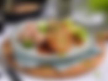 Nakkekoteletter med rødvinssaus