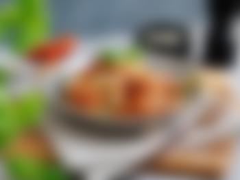 Pasta med kjøttboller