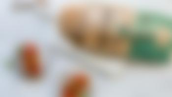 MENY presenterer fremtidens mat: Larvebrød