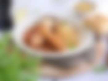 Kyllingfilet med ratatouille
