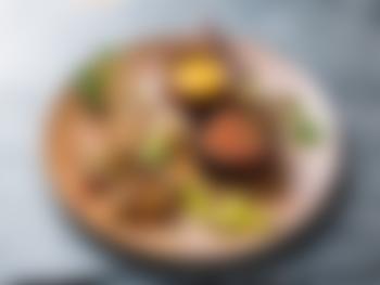 Quesadillas med entrecôte