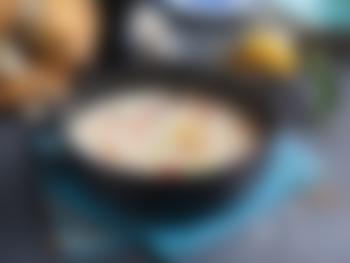 Kremet fiskesuppe - MENYs egen